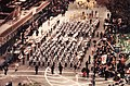 Pickerington Marching Tiger's during the 1995 Macy's Thanksgiving Day Parade.jpg