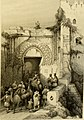Picturesque views in Spain and Morocco - comprising Granada, with the palace of the Alhambra, Andalosia, Castile, Valencia, Gibraltar, Tangiers, Tetuan, Morocco, the town of Constantina, etc. (1838) (14778550745).jpg