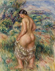 Standing Bather (Baigneuse debout)