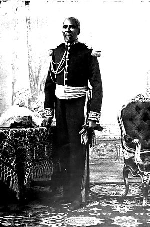 Henri Christophe - Pierre Nord Alexis, 17th President of Haiti