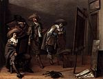 Pieter Codde - Art-lovers in a Painter's Studio - WGA05108.jpg
