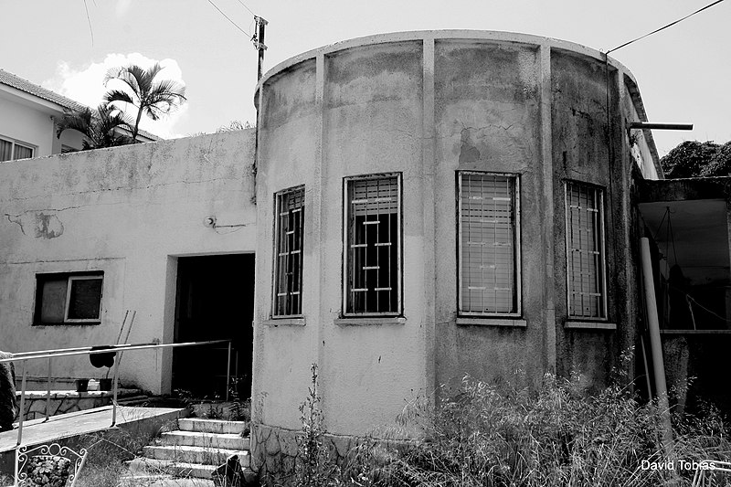הבתים הבלגים בנתניה