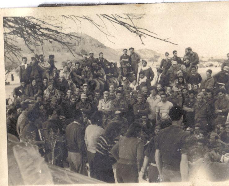 גולני במלחמת השחרור