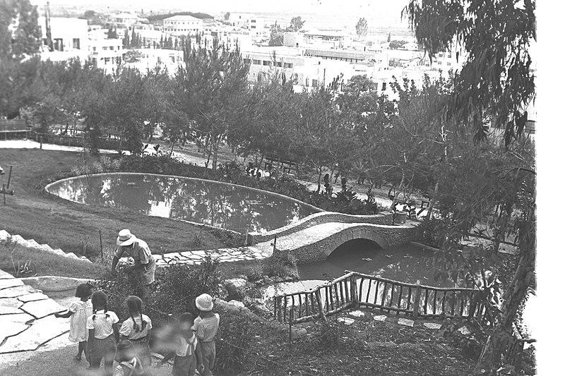 רמת גן - גן אברהם