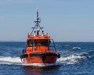 Swedish Maritime Administration - Pilot boat belonging to the Swedish Maritime Administration