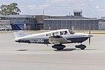 Piper PA-28-181 Archer III (VH-URD) taxiing at Wagga Wagga Airport.jpg