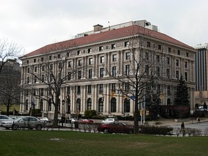 Benno Janssen - The Pittsburgh Athletic Association (1911), listed on the National Register of Historic Places