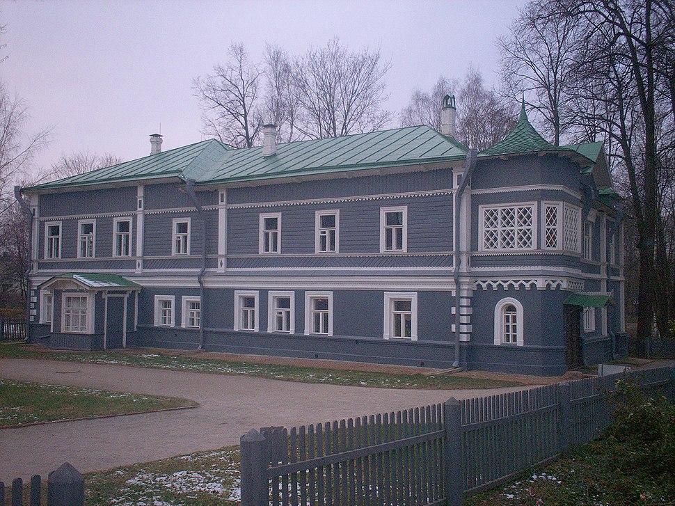 Pjotr Tšaikovskin kotimuseo 2