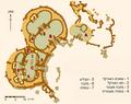 Plan des temples de Mnajdra-HE.png