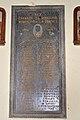 Plaque commémorative 14-18 dans l'église Saint-Michel de Saint-Michel-de-Montjoie.jpg