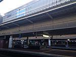 Platform and building of Hakata Station 20150809.JPG