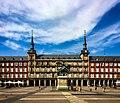 Plaza mayor de Madrid España.jpg