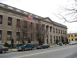 United States Post Office (Long Island City, Queens) United States historic place
