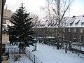 Podwórze zimą 2009. - panoramio.jpg