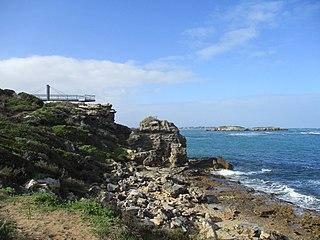 Cape Peron Headland south of Fremantle, Western Australia