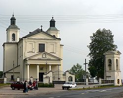 Poland Skrzeszew church.jpg