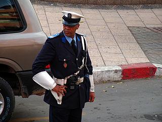 Sûreté Nationale (Morocco) Wikimedia disambiguation page