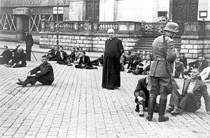 Bloody Sunday (1939) - Polish hostages in Bydgoszcz. September 1939
