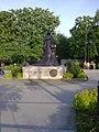 Pomnik ks. Anny mazowieckiej w Ostrowi Mazowieckiej – Panoramio.jpg