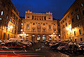 Pontificia Università Gregoriana facciata notte.jpg