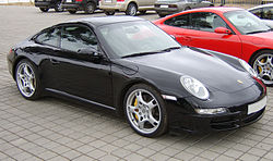 The 911, the top selling model as of June, 2006