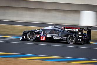 2015 24 Hours of Le Mans - Neel Jani secured Porsche's first pole position at Le Mans since 1997.