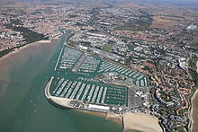 Port de plaisance la rochelle wikip dia - Plus grand port de plaisance d europe ...