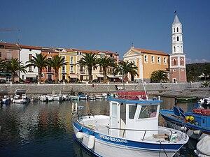 San Giovanni a Piro - Image: Port of Scario