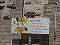 Porte Marie de Bourgogne - Boulevard Perpreuil, Beaune - sign - Merci à tous! (35487816391).jpg