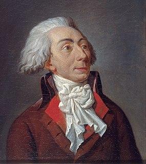 Louis-Michel le Peletier, marquis de Saint-Fargeau