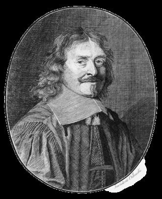 Jeremias Falck - Portrait of Jeremias Falck, by Franciszek Orłowski, early 19th century