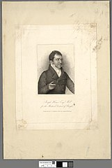 Joseph Hume Esqr. M.P. for the Montrose District of Burghs