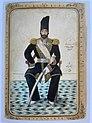 Portrait of Prince Murad Husam al-Saltana - Iran, Tehran - 1856-1857 - Sani ol-Molk - Louvre - MAO 782.jpg