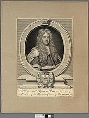 The Honourable Robert Price Esqr