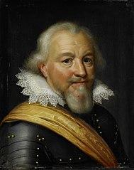 Portrait of Jan the Middle (1561-1623), Count of Nassau-Siegen