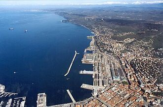 Port of Trieste - The Porto Vecchio