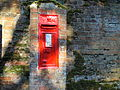Post Box, Swanton Novers, 04 05 2010.JPG