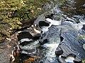 Potholes (Presque Isle River, Porcupine Mountains State Park, Upper Peninsula of Michigan, USA) (21466113862).jpg