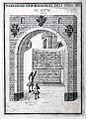 Pozzuoli, Porta di ingresso al Rione Terra (1774).jpg