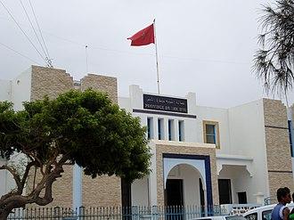 Sidi Ifni - Image: Préfecture de la province de Sidi Ifni