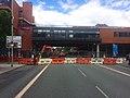 Precinct Centre bridge, Manchester 2015 2.jpg