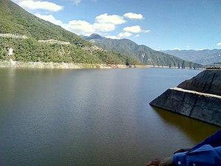 La Yesca Dam Dam in La Yesca