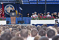 President Barack Obama, at lectern, addresses U.S. Navy cadets during the graduation ceremony for the U.S. Naval Academy Class of 2013 in Annapolis, Md., May 24, 2013 130524-M-KS211-009.jpg