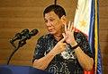 President Rodrigo Duterte addresses Davao bombing victims.jpg