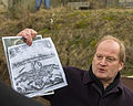Pressekonferenz zu den archäologischen Grabungen am Rheinboulevard Köln-Deutz-5093.jpg
