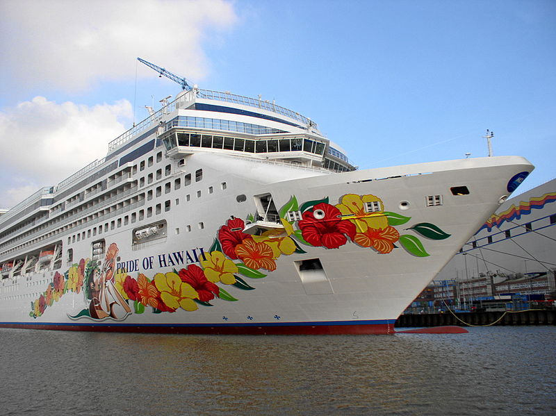 File:Pride of Hawaii at Meyer Werft 1.jpg