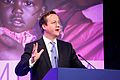 Prime Minister David Cameron at the London Summit for Family Planning (7549882132).jpg