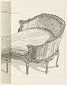"""Print, Duchesse (No. 4), from Recueil de différents Muebles garniers Comme Fauteuils (Liard's """"Suites""""), 1762 (CH 18259023-2).jpg"""