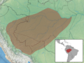 Proechimys steerei distribution (colored).png