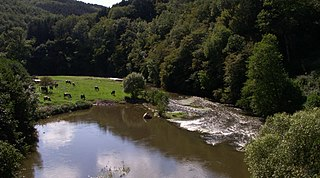 river in Rhineland-Palatinate, Germany